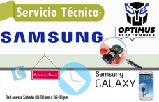Servicio Técnico Celulares Samsung Reparación Teléfonos