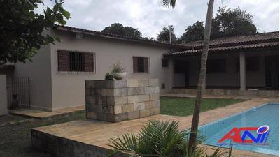 Chácara 2 Dormitórios, 1200 M² - Chácara Meu Cantinho - Monte Mor/sp - Ch0002