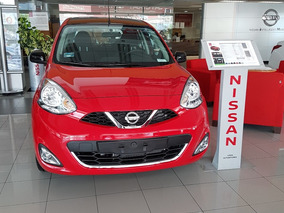 Nuevo Nissan March Advance Duo Mt 2018 Edicion Especial