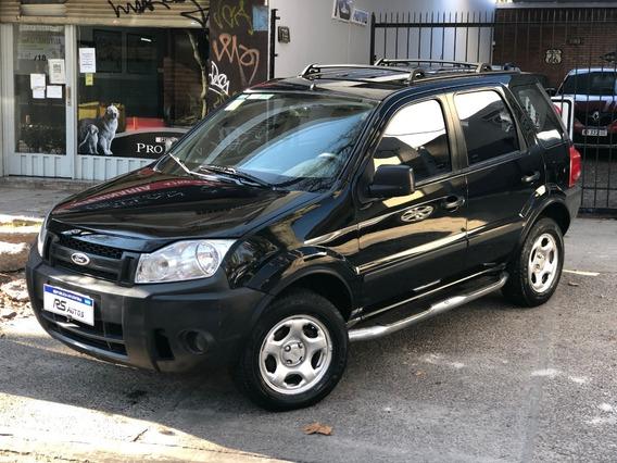 Ford Ecosport 1.6 Xl Plus Mp3 - 2008 - Como Nueva