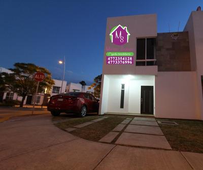 Rento En Loreto Residencial Casa Gde Amueblada O Sin Amuebla