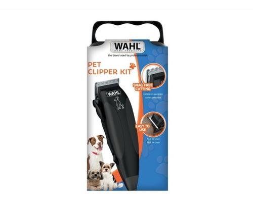 Kit Wahl Maquina Corte Rasuradora Canino Para Mascotas Origi