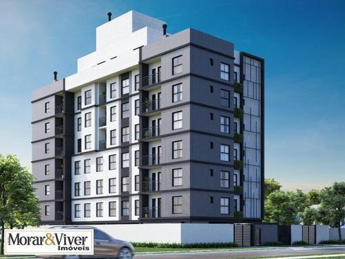 Imagem 1 de 15 de Apartamento Para Venda Em Curitiba, Novo Mundo, 2 Dormitórios, 1 Suíte, 2 Banheiros, 1 Vaga - Ctb0098_1-1248421