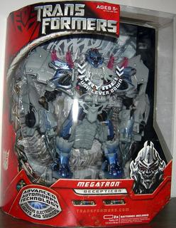 Transformers Megatron The Movie 2007