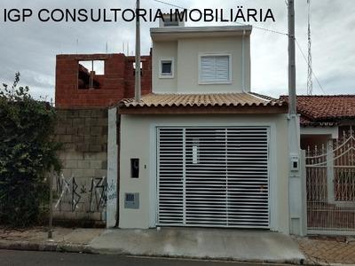 Vendo Sobrado Vila Furlan Indaiatuba - Ca04627 - 3386857