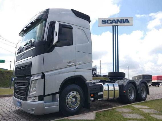 Volvo Fh 540, 6x4, 2019 Scania Seminovos Pr 1e28