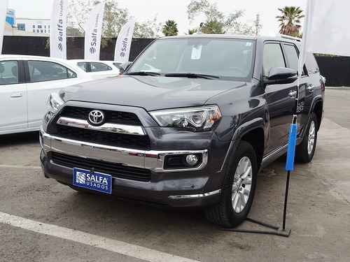 Toyota 4 Runner Ltd 4.0 Aut