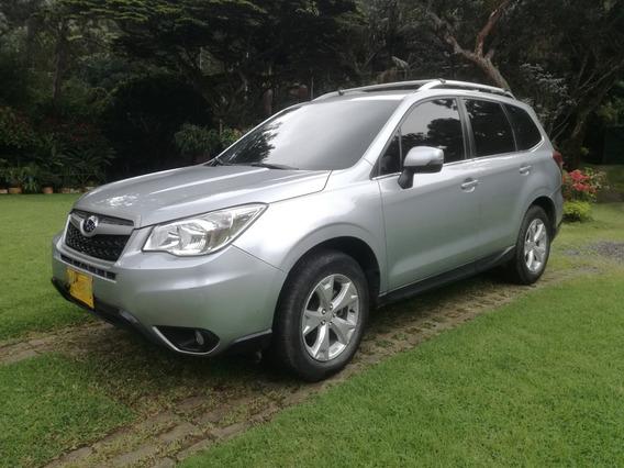 Subaru Forester 2.0i-l Cvt Awd, Año 2015