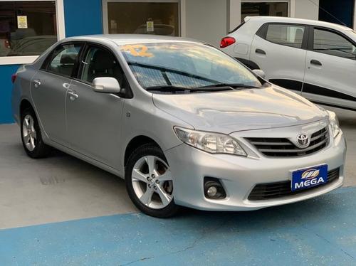 Imagem 1 de 15 de Toyota Corolla 2.0 Xei 2012