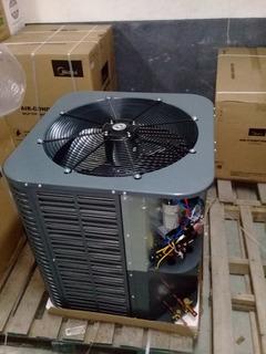 Unidad Condensadora 5 Ton 60000 Btu 220voltios Mono Y Trifas