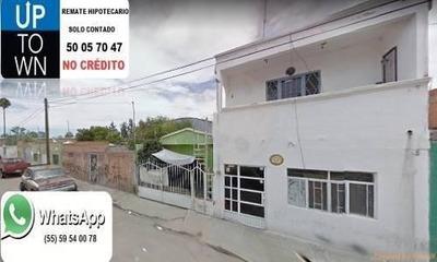 Casa En Remate Hipotecario Francisco Villa/ags.. (7222)