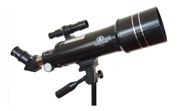 Telescopio Refrator Azimutal Tele 40070 - Greika