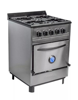 Cocina Industrial Depaolo Retro 4 H 60 Cm H Pizzero Ahora 12