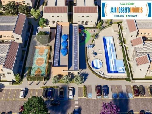 Imagem 1 de 24 de Ed. Vista Da Barra - A Partir De R$ 156.000,00 - Entrega Para 2022 - La00024 - 68362670