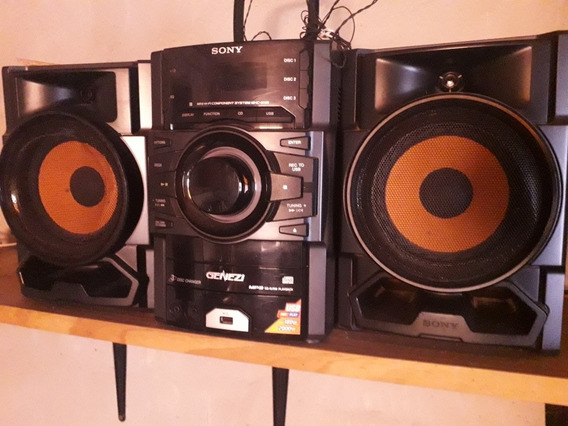 Equipo De Música Sony Génesis