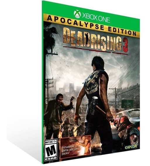 Dead Rising 3 - Online - Apocalipse Edition Xbox One