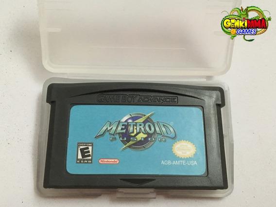 Metroid Fusion Game Boy Advance Gba Nds Nintendo