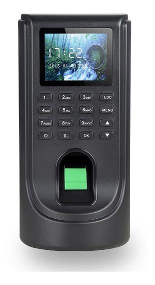 Controle De Acesso Biométrico E Senha Tidal Td100