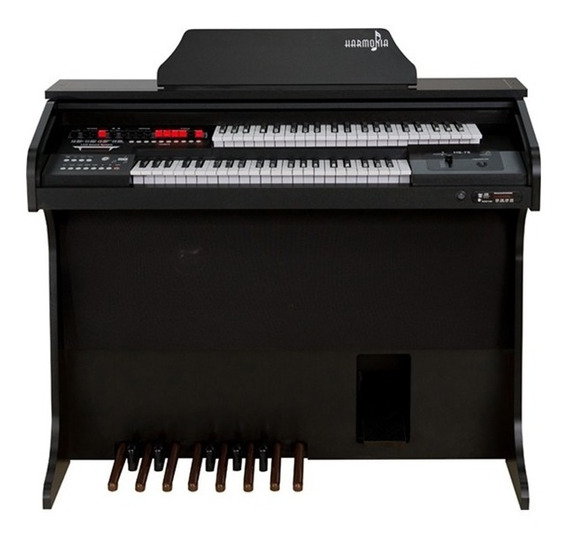 Orgão Eletrônico Harmonia Hs 75 Branco R1525