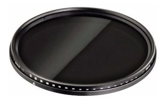 Filtro Nd Densidade Neutra Variavel De Nd2 Até Nd400 67mm