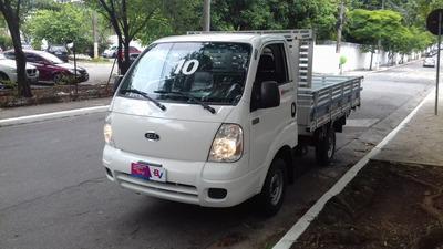Kia Bongo 2010 Carroceria Madeira Com 128 Mil Km C/ Garantia