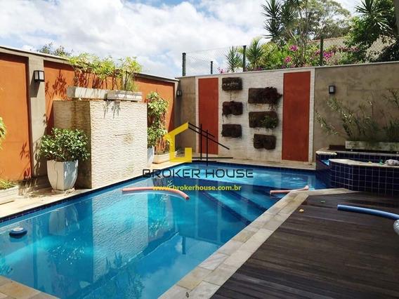Casa A Venda No Bairro Brooklin Em São Paulo - Sp. - Bh0744-1