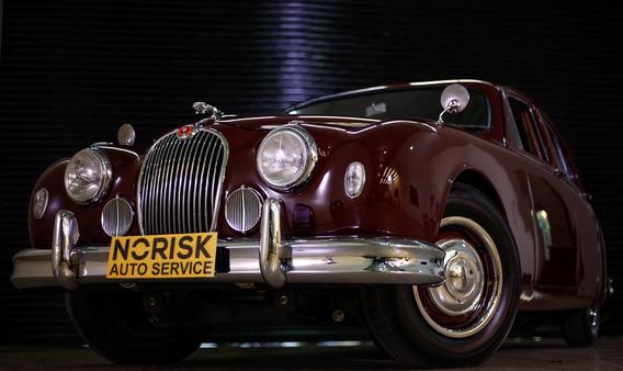 Raro Jaguar Mk1 1958 Cambio Automatico Original