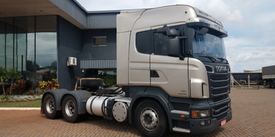Scania R560 V8 6x4 Highline