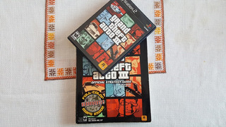 Gta Iii 3 Ps2 + Manual + Mapa + Libro 2lq9