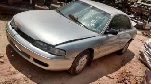 Imagem 1 de 7 de Sucata Mazda 626 1995 (p/ Retirada De Peças).