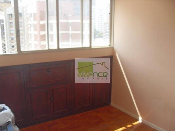 Apartamento Com 1 Dormitório À Venda, 55 M² Por R$ 180.000 - Centro - Campinas/sp - Ap1582