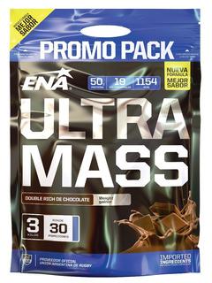 Ultra Mass Ena 3kg Ganador De Peso Proteina Olivos