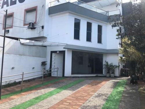 Casa Comercial, 400 M² - Venda Por R$ 3.500.000 Ou Aluguel Por R$ 12.000/mês - Vila Mathias - Santos/sp - Ca0101