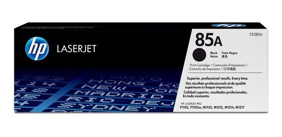 Tóner Negro Hp 85a Laserjet (ce285a)
