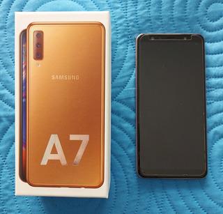 Samsung A7 2018 - Envio Gratis!