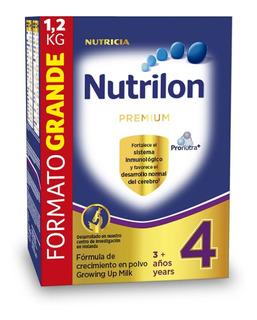Nutrilon Premium 4 1.2 Kg- Bebés Y Niños
