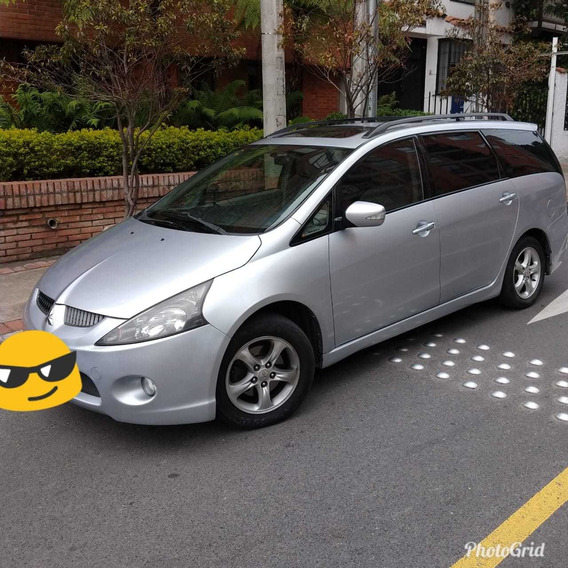 Mitsubishi Grandis Sin Traspaso