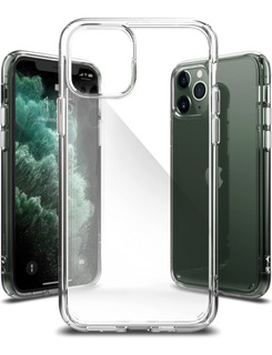 Funda iPhone 11 Pro Max Ringke® Fusion Anti Golpe+vidrio Tem