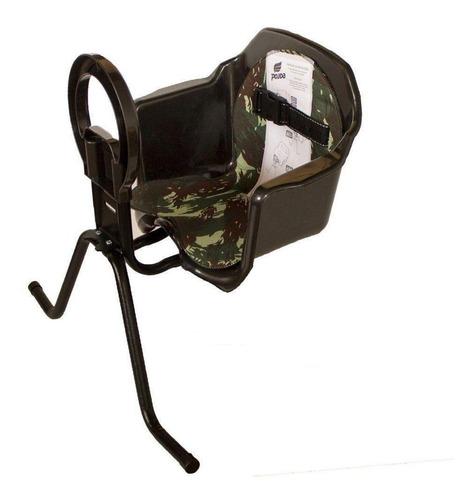 Cadeira De Bicicleta Bike Dianteira Cadeirinha Luxo Oferta.