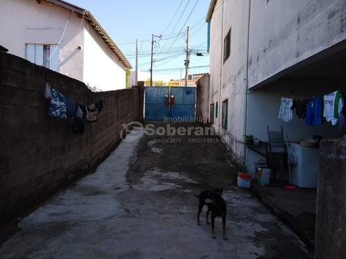 Imagem 1 de 9 de Casa Para Aluguel Em Jardim Novo Campos Elíseos - Ca011784