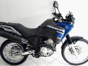 Yamaha Xtz 250 Tenere 2018 Preta