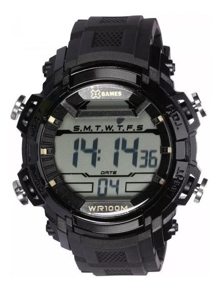 Relógio Masculino X-games Digital Xmppd407 C/ Caixa