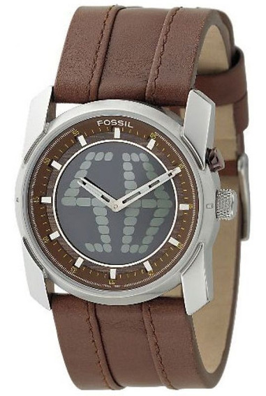Relógio Masculino Fossil Big Tic Watch Bg-2169