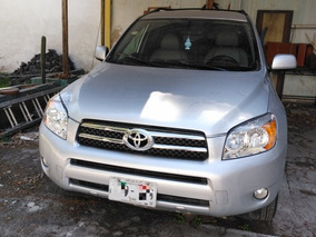 Toyota Rav4 Vagoneta Limited Piel Qc 4x4 Mt 2006