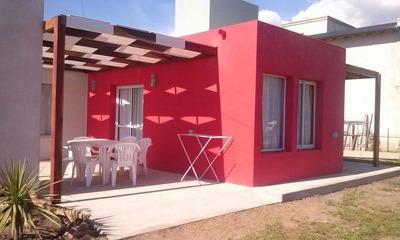 Cabaña En Mina Clavero A Estrenar Para 6/8 Personas