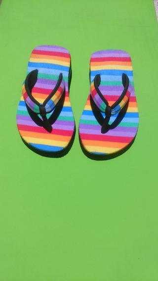 Sandalhas Moda Praia