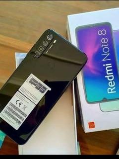 Celular Redmi Note 8 64g 4g De Ram