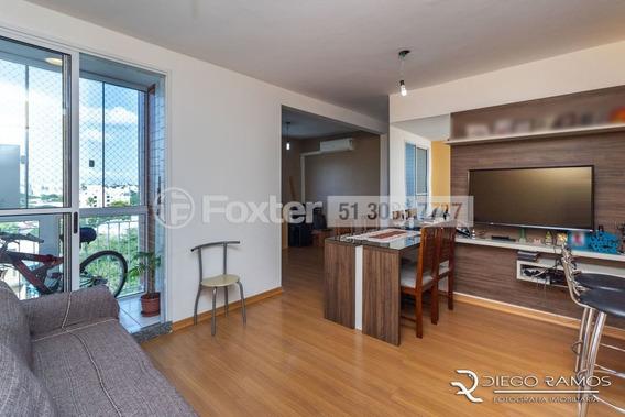 Apartamento, 1 Dormitórios, 63.56 M², Cristal - 196853