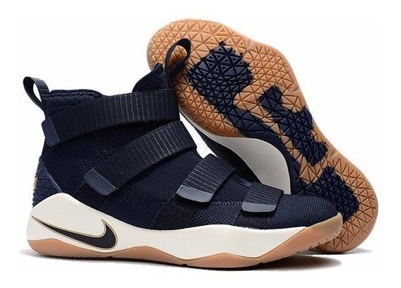 Tenis Nike Lebron Soldier 11 Na Caixa Pronta Entrega