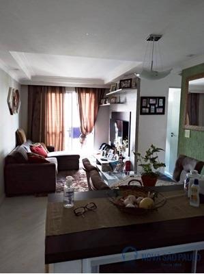 Apartamento Próximo Av: Do Taboão Com Diversos Comércios. - Di5507